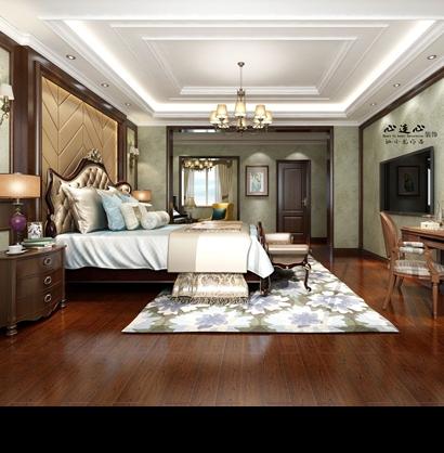 碧桂园排屋 - 美式与法式相结合 奢华与品味